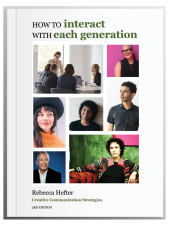 How To Interact with Each Generation booklet cover